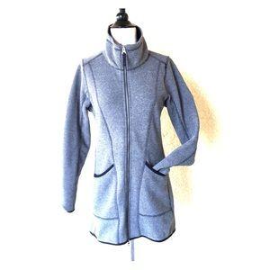 🆕 Eddie Bauer S Grey Jacket